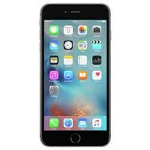 SIM Free iPhone 6S Plus 128GB Mobile Phone -Space Grey Best Price, Cheapest Prices