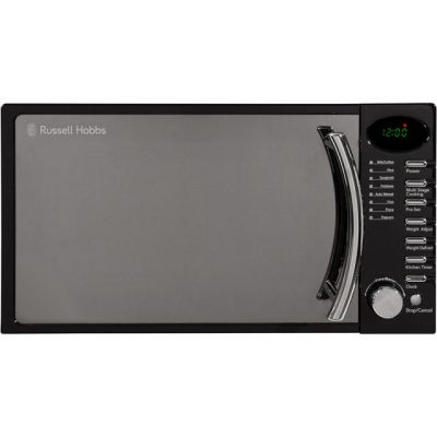 Russell Hobbs RHM1714BC 17 Litre Microwave - Black Best Price, Cheapest Prices