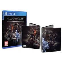 Shadow of War Silver Edition PS4 Game Best Price, Cheapest Prices