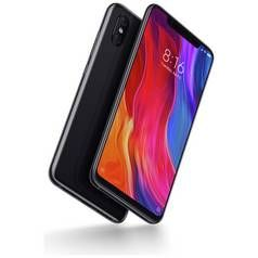 SIM Free Xiaomi Mi 8 Mobile Phone - Black Best Price, Cheapest Prices