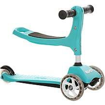 EVO 3in1 Cruiser Kids Scooter - Teal Best Price, Cheapest Prices