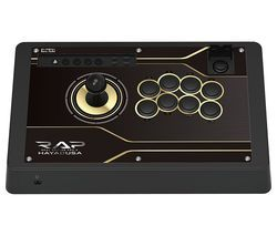 HORI Real Arcade Pro N Hayabusa Joystick - Black Best Price, Cheapest Prices