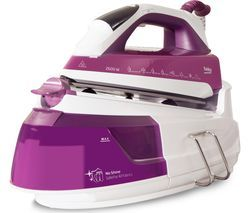 BEKO SteamXtra Smart Station SGA7126P Steam Generator Iron - Purple & White Best Price, Cheapest Prices