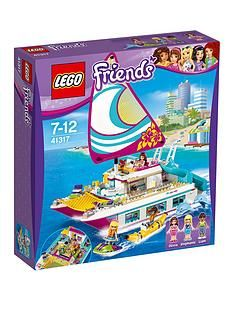 LEGO Friends 41317 Sunshine Catamaran Best Price, Cheapest Prices