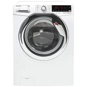 Hoover DWOA412AHC8 1400 Spin 12KG Washing Machine - White Best Price, Cheapest Prices