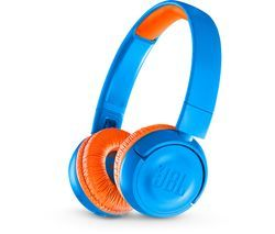 JBL JR300BT Wireless Bluetooth Kids Headphones - Rocker Blue Best Price, Cheapest Prices