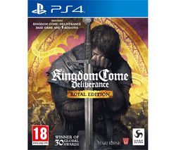 PS4 Kingdom Come: Deliverance - Royal Edition Best Price, Cheapest Prices