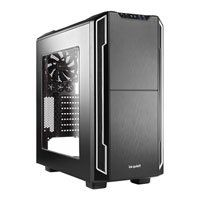 be quiet! BGW07 (Silver) Silent Base 600 Windowed Mid Tower Gaming Case, ATX, 2x USB 2.0 2x USB 3.0, 2x Pure Wings Fans Best Price, Cheapest Prices