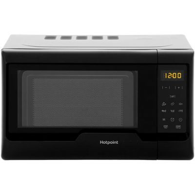Hotpoint MWH2031MB0 20 Litre Microwave - Black Best Price, Cheapest Prices