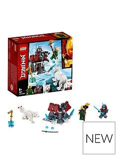 LEGO Ninjago 70671 Lloyd's Journey Ninja Toy  Best Price, Cheapest Prices