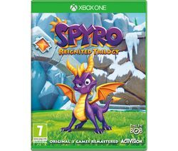 XBOX ONE Spyro Trilogy Reignited Best Price, Cheapest Prices