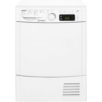 Indesit My Time EDCE85BTM 8Kg Condenser Tumble Dryer - White - B Rated Best Price, Cheapest Prices