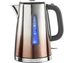 RUSSELL HOBBS Eclipse 25113 Jug Kettle - Copper Sunset Best Price, Cheapest Prices