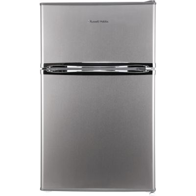 Russell Hobbs RHUCFF50SS 70/30 Fridge Freezer - Stainless Steel - A+ Rated Best Price, Cheapest Prices