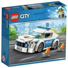 LEGO City Police Patrol Toy Car - 60239 Best Price, Cheapest Prices