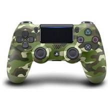 PS4 DualShock 4 V2 Wireless Controller - Green Camo Best Price, Cheapest Prices