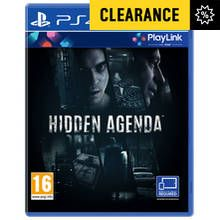 Hidden Agenda - Playlink PS4 Game Best Price, Cheapest Prices