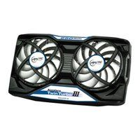 Accelero Twin Turbo III Graphics Cards Cooler By Arctic Best Price, Cheapest Prices