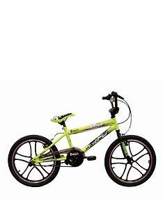 Flite Panic MAG Wheel Boys BMX Bike 11 inch Frame Best Price, Cheapest Prices