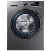 Samsung WW90J6410CX EcoBubble 9kg 1400rpm Freestanding Washing Machine-Graphite Best Price, Cheapest Prices
