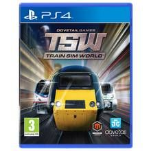 Train Sim World PS4 Game Best Price, Cheapest Prices