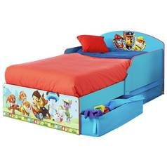 Paw Patrol Toddler Bed Cube & Mattress Best Price, Cheapest Prices