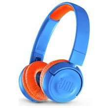 JBL JR300BT Kids Wireless On-Ear Headphones - Blue / Orange Best Price, Cheapest Prices