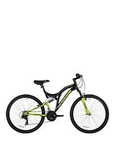 Barracuda Draco Dual Suspension Mountain Bike 18 Inch Frame Best Price, Cheapest Prices