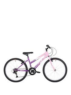 Flite Delta Rigid Ladies Mountain Bike 18 inch Frame Best Price, Cheapest Prices