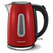 Morphy Richards 102774 Equip Kettle - Red Best Price, Cheapest Prices