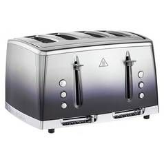 Russell Hobbs 25141 Eclipse 4 Slice Toaster - Blue Best Price, Cheapest Prices