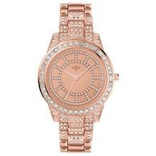 Spirit Lux Ladies' Rose Stone Set Bracelet Watch Best Price, Cheapest Prices