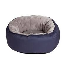 King Pets Grey Snuggle Donut Best Price, Cheapest Prices