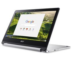 ACER Chromebook R 13 CB5 2 in 1 - 64 GB eMMC, Silver Best Price, Cheapest Prices