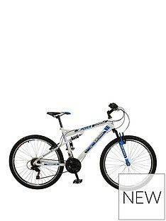 Boss Cycles Boss Astro Mens Steel Mountain Bike 20 Inch Frame Best Price, Cheapest Prices