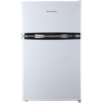 Russell Hobbs RHUCFF50W 70/30 Fridge Freezer - White - A+ Rated Best Price, Cheapest Prices