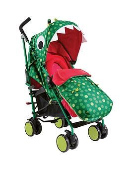 Cosatto Supa Stroller - Miss Dino Best Price, Cheapest Prices