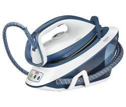TEFAL Liberty SV7030 Steam Generator Iron - Blue & White Best Price, Cheapest Prices