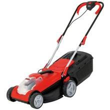 Grizzly Tools ARM2434 34cm Cordless Rotary Lawnmower - 24V Best Price, Cheapest Prices