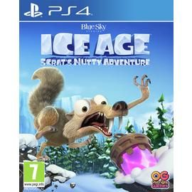 Ice Age: Scrat's Adventure PS4 Game Best Price, Cheapest Prices