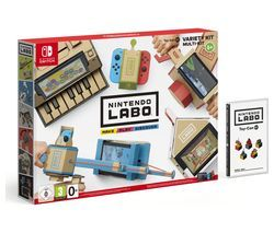NINTENDO Labo Variety Kit Best Price, Cheapest Prices