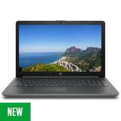 HP 14 Inch Pentium 4GB 128GB Full HD Laptop - Grey Best Price, Cheapest Prices