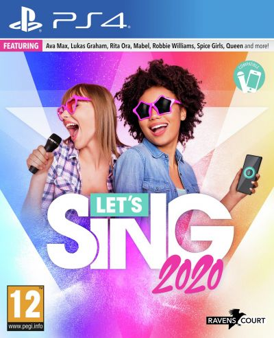 Let's Sing 2020 PS4 Game & Microphone Pre-Order Best Price, Cheapest Prices
