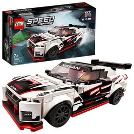 LEGO Speed Champions Nissan GT-R NISMO Car Set - 76896 Best Price, Cheapest Prices
