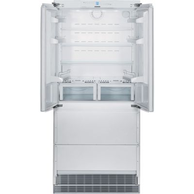 Liebherr ECBN6256 Integrated American Fridge Freezer - A++ Rated Best Price, Cheapest Prices