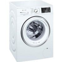Siemens WM14T391GB iQ500 8kg 1400rpm Freestanding Washing Machine - White Best Price, Cheapest Prices