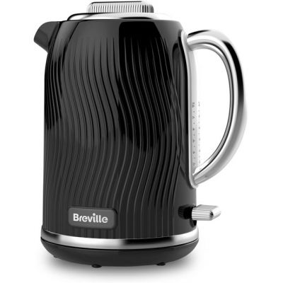 Breville Flow Collection VKT090 Kettle - Black Best Price, Cheapest Prices