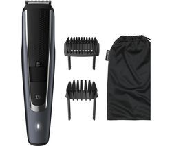 PHILIPS Series 5000 BT5502/13 Beard Trimmer - Black & Grey Best Price, Cheapest Prices