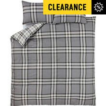 Catherine Lansfield Kelso Bedding Set - Kingsize Best Price, Cheapest Prices