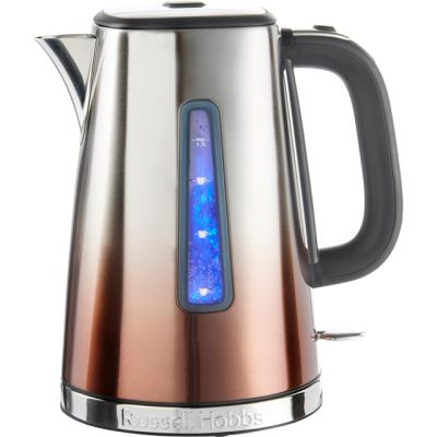 Russell Hobbs Eclipse 25113 Kettle - Copper Best Price, Cheapest Prices